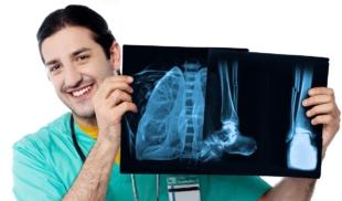 LOGRO BOLIVARIANO: Médico Integral Comunitario logra diferenciar entre el peroné y el pulmón izquierdo