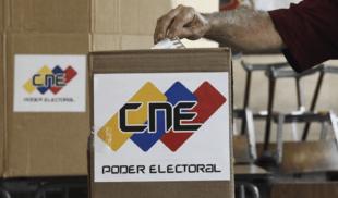 Para reducir costos CNE reutiliza tarjetón electoral del 2004
